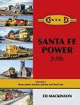 Santa Fe Power Vol 3 EMD Switchers, Four-Axle Hoods